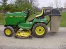 John Deere Service Manual 240, 245, 260, 265, 285, 320 Lawn Mower Service Repair Book