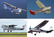 Thumbnail Cessna 150 Parts Catalog Manual 1959-1969 Cessna Parts Book