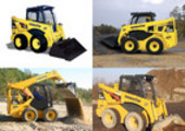 Thumbnail Komatsu Service SK714-5, SK815-5, SK815-5 Turbo Manual Skid Steer Workshop Manual Service Repair Book