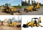 Thumbnail Komatsu Service WB140PS-2, WB150PS-2 Manual Backhoe Loader Workshop Manual #4