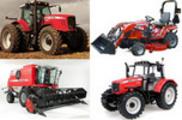 Thumbnail Massey Ferguson Service MF 3400 F Series MF-3425-F, MF-3435-F, MF-3445-F, MF-3455-F Workshop Manual Complete Tractor Shop Repair Book