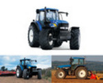 Thumbnail New Holland Service TM Series TM-120, TM-130, TM-140, TM-155, TM-175, TM-190  Manual Complete Tractor Workshop Manual Shop Repair Book
