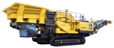 Thumbnail Komatsu Service BR500JG-1 Series Shop Manual Mobile Crusher Workshop Repair Book