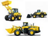 Thumbnail Komatsu Service WA250-1LC Shop Manual Wheel Loader Workshop Repair Book