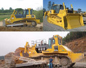 Thumbnail Komatsu D31E-20 with 6D95L-1 Series Engine Service Manual