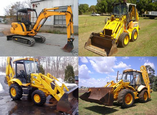 ... JCB Service 8055, 8065 Midi Excavator Manual Shop Service Repair Book