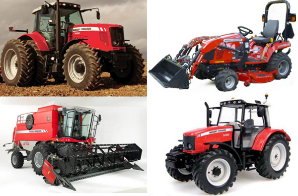 Massey Ferguson Service 6100 Series MF-6110, MF-6120, MF-6130, MF-6140,  MF-6150, MF-6160, MF-6170, MF-6180, MF-6190 Manual Complete Tractor  Workshop