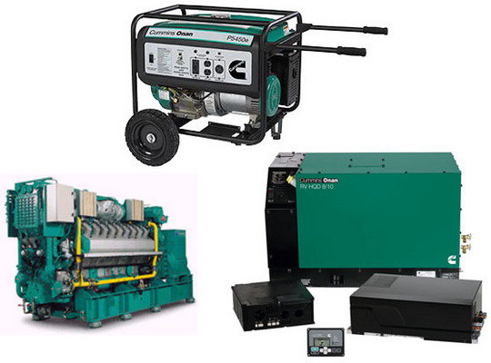 Pay for Onan K5000 GenSets Service Manual Cummins Onan Generator Service Repair Book 981-0505