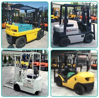 Pay for Komatsu FG/FD-10/15/18/20/25/30/35 Series Service Shop Manual Forklift Workshop Repair Book