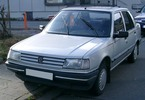Thumbnail PEUGEOT 309 1986-1993 SERVICE REPAIR MANUAL