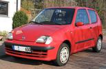 Thumbnail FIAT 600 SEICENTO 1998-2004 REPAIR SERVICE MANUAL