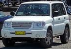Thumbnail MITSUBISHI PININ 1998-2007 SERVICE REPAIR MANUAL