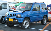 Thumbnail SUZUKI JIMNY 1995-2007 SERVICE REPAIR MANUAL