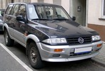 Thumbnail SSANGYONG MUSSO 1993-2005 SERVICE REPAIR MANUAL