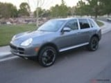 Thumbnail PORSCHE CAYENNE 2002-2006 SERVICE REPAIR MANUAL