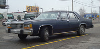 Thumbnail FORD LTD CROWN VICTORIA 1980-86  SERVICE REPAIR MANUAL 1981