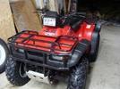 Thumbnail HONDA FOREMAN TRX 450 1998-2004 FACTORY REPAIR MANUAL