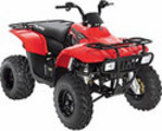Thumbnail POLARIS TRAILBOSS 330 2009 FACTORY SERVICE MANUAL