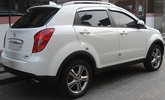 Thumbnail SSANGYONG KORANDO 2010-2011 SERVICE REPAIR MANUAL