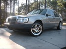 Thumbnail MERCEDES W124 1986-1993 SERVICE REPAIR MANUAL