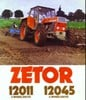 Thumbnail ZETOR 8011-8045 12011-12045 FACTORY SERVICE MANUAL