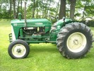 Oliver Super 55HC 55 550 HC Tractor SERVICE MANUAL