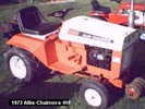 Thumbnail ALLIS CHALMERS 300 400 LAWN MOWER SERIES REPAIR MANUAL