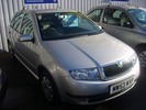 Thumbnail SKODA FABIA 2000-2006 SERVICE REPAIR MANUAL