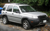 Thumbnail LAND ROVER FREELANDER 2001-2005 Workshop Service Manual