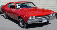 Thumbnail 1968-1972 CHEVY CHEVELLE FACTORY SERVICE REPAIR MANUAL