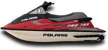 Thumbnail 2000 Polaris VIRAGE PRO 785 SLH Watercraft Service Manual