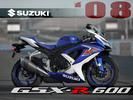 Thumbnail Suzuki GSX-R 600 2008-2010 Service Manual