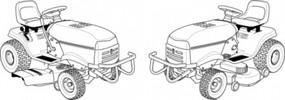 Thumbnail John Deere SABRE SHOP MANUAL Workshop Repair