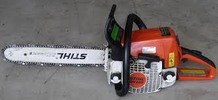 Thumbnail STIHL CHAINSAW MS 210, 230, 250 REPAIR SERVICE MANUAL