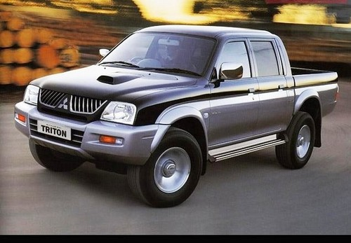 Pay for MITSUBISHI TRITON L200 1999-2005 SERVICE REPAIR MANUAL