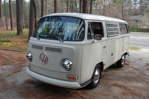 VOLKSWAGEN VW T2 BUS 1968-1979 SERVICE REPAIR MANUAL - Download Man...