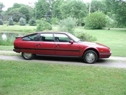 Pay for CITROEN CX 1975-1991 SERVICE REPAIR MANUAL