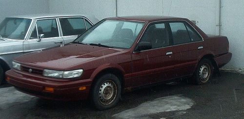 Pay for NISSAN STANZA 1986-1992 SERVICE REPAIR MANUAL