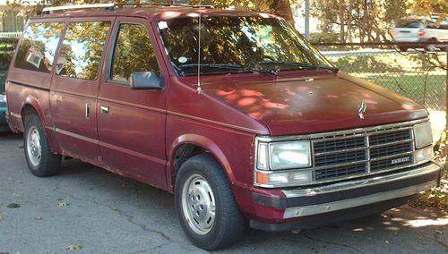 dodge caravan 1984 1990 service repair manual download manuals a rh tradebit com dodge caravan manual 2014 dodge caravan manual pdf