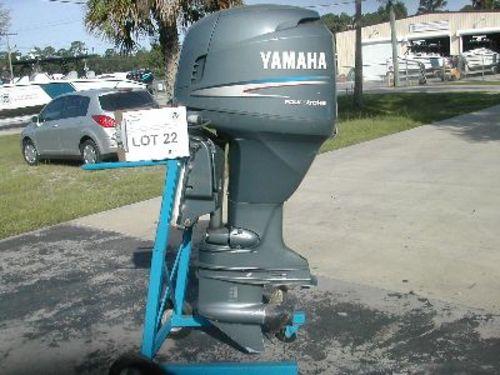 Yamaha Outboard 1984-1996 Service Repair Manual