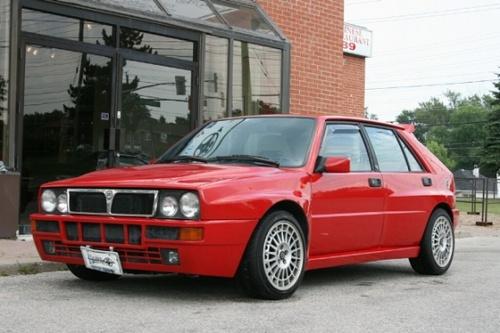 Lancia Delta Rally Car. +delta+integrale+rally+car
