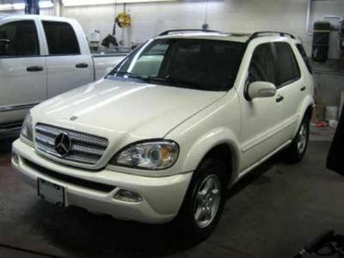 Mercedes benz c280 owners manual 1993 2000 download for Mercedes benz ml320 repair manual