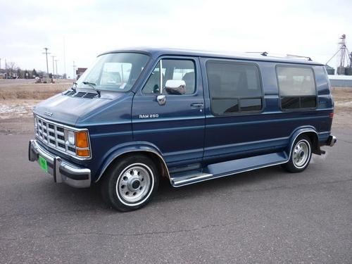 Dodge Full Size Van 1989 1998 Service Repair Manual