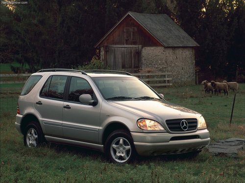 1998 2005 mercedes ml320 repair service manual download for 2000 mercedes benz ml320 owners manual