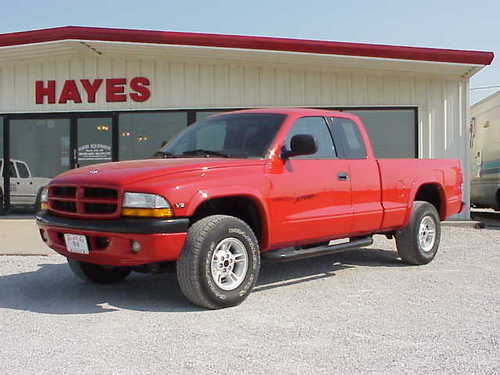 Dakota Sport Red on 2001 Dodge Dakota Wiring Manual