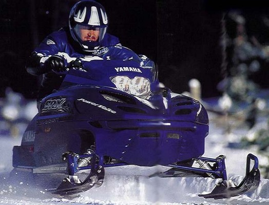 Pay for 2000 Yamaha SRX700 Snowmobile FACTORY REPAIR