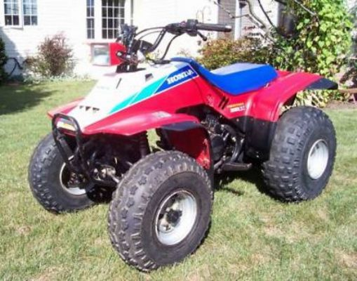 Pay for HONDA TRX 200sx 1986-1988 SERVICE REPAIR MANUAL
