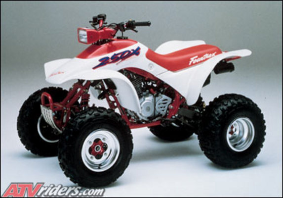 1987 Honda Fourtrax 250 Specs