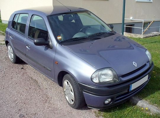 Renault Clio Mk1 Mk2 Mk3 1990-2008 Workshop Manual