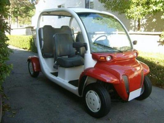 Gem Golf Cart >> Gem Golf Cart Electric Car 1999 2007 Factory Service Manual